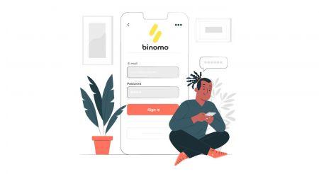 آئی فون/آئی پیڈ پر Binomo ایپ کا استعمال کیسے کریں۔