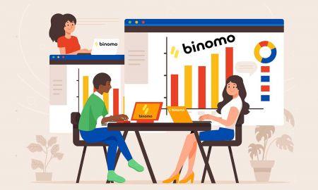 ابتدائیوں کے لیے Binomo میں تجارت کیسے کریں۔