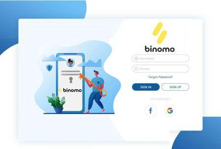 Binomo میں اکاؤنٹ رجسٹر کرنے کا طریقہ
