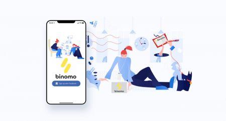 ٹریڈنگ اکاؤنٹ کیسے کھولیں اور Binomo پر رجسٹر کریں۔