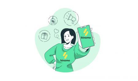 Binomo میں اکاؤنٹ اور ڈپازٹ فنڈز کیسے کھولیں۔