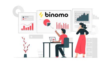 Binomo میں ڈیمو اکاؤنٹ سے رجسٹر اور ٹریڈنگ کیسے شروع کی جائے۔