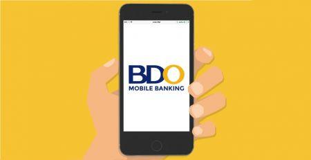فلپائن بینک ٹرانسفر اور ای والٹ کے ذریعے Binomo میں فنڈز جمع کروائیں (BDO ، Paymaya ، Coins.ph ، GrabPay ، GCash)