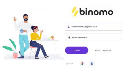 Binomo پر فنڈز کو کیسے رجسٹر کریں اور نکالیں۔