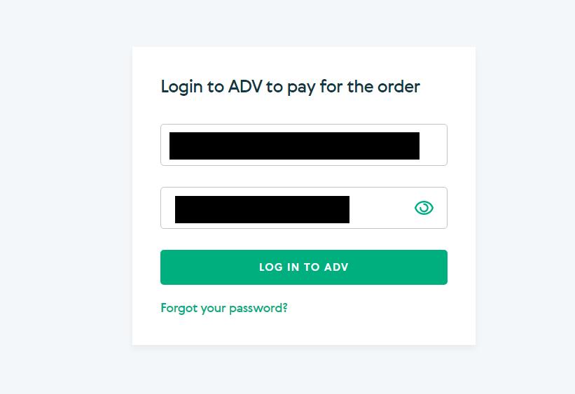 Binomo میں ADV کیش کے ذریعہ فنڈز جمع کروائیں